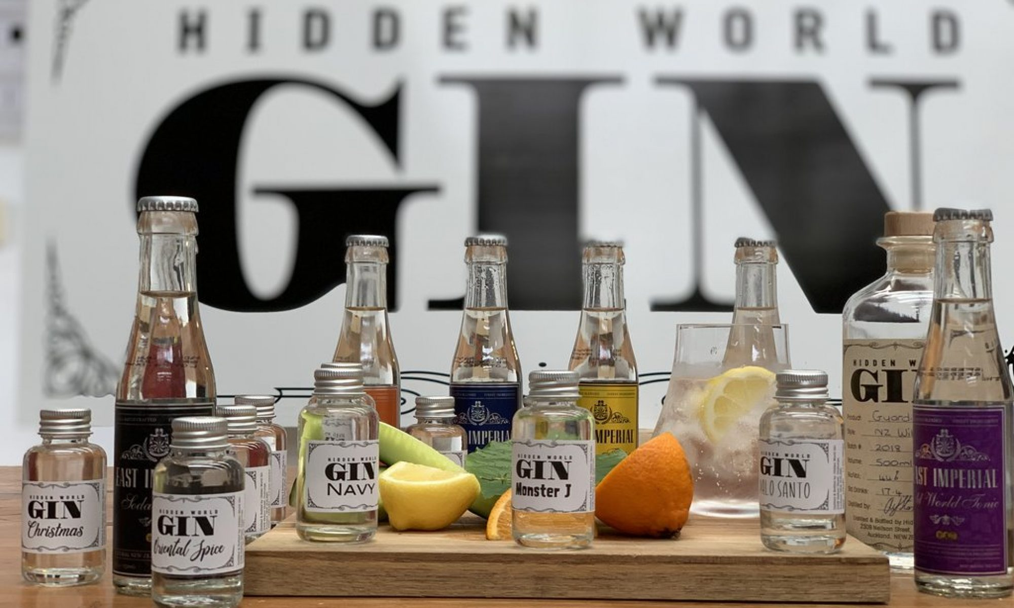 Hidden World Gin